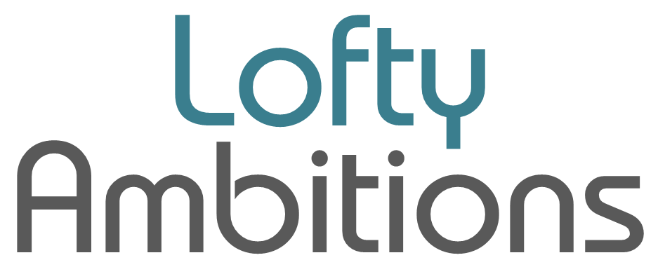 Lofty Ambitions' Logo
